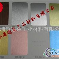 幕墙用拉丝铝带,装饰用拉丝铝带