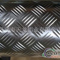专业生产铝板五条筋花纹板