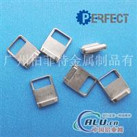 iphone5数据线外壳体8PIN铁壳