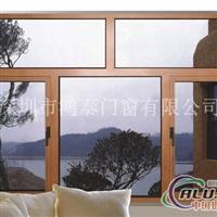 高档木包铝门窗