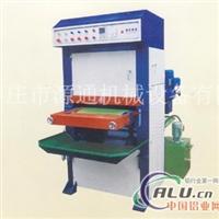 供应YT铝板自动拉丝机
