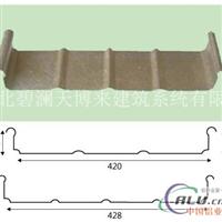 直立锁边YX65430铝镁锰屋面板