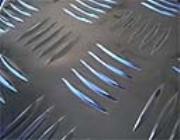 五条筋花纹铝板铝卷