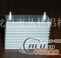 6063空調散熱器擠壓鋁合金型材