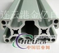 工业铝型材在旋转门中的应用