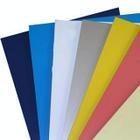 蓝色白色聚酯彩涂铝板卷价格