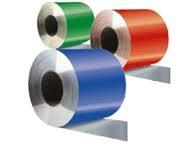 彩色铝板 彩涂聚酯材料滚涂铝卷
