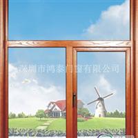 铝合金窗 铝合金平开窗 50系列