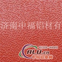桔皮保温压花铝卷保质保量