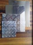 柳叶形花纹铝板防滑铝板