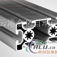 工业铝型材结构旋转门设计原理