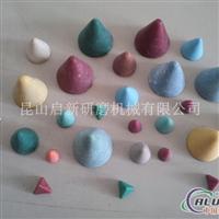 铝产品去毛刺用三角研磨石 1010树脂研磨石