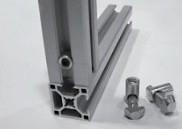 地区肯德基门工业铝型材门