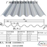 压型板YX35125750可做屋面板