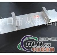6082钢铝复合船用带筋板