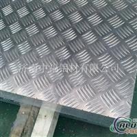 上海仓库厂房防滑铝板五条筋板
