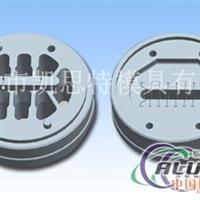 专业生产供应铝型材热挤压模具