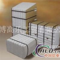 硅酸铝耐火材料陶瓷纤维模块
