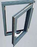 台湾高气密G55系列断桥门窗铝型材
