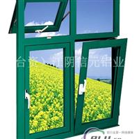 中国铝门窗系列型材分类