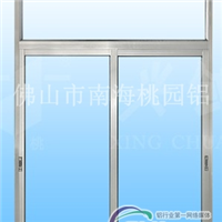 186推拉窗铝型材