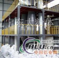 氧化铝干燥煅烧工艺设备