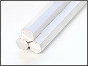 進口6061T651鋁棒、鋁合金六角棒