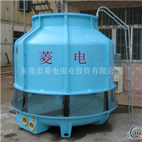 供应冷冻机用圆形冷却塔50T