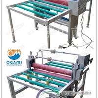 廠家供應晶鋼門豪華精品型貼膜機(折疊式)
