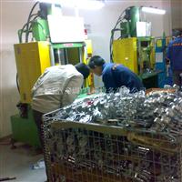中山铝镁制品冲边机