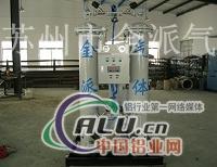 鋁錠生產線專用制氮機