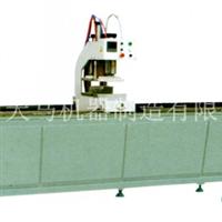 三位焊接机用于塑钢型材的焊接