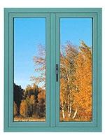 海达生产喷涂氧化门窗幕墙铝材