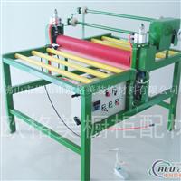 厂家供应晶钢门自动加热标准版贴膜机