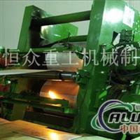铝板带铸轧机组