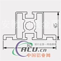 流水线铝型材4585