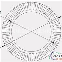 安徽散热器铝型材生产厂家安徽金鹏铝业