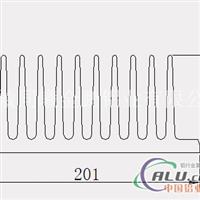 散熱器型材安徽同曦金鵬鋁業有限公司