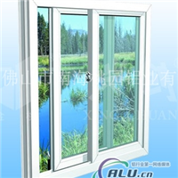 供应优异L72隔热推拉窗铝型材