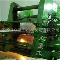 连轧生产线铝板带铸轧机