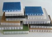 铝合金复合板夹层铝蜂窝芯