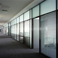 高隔间玻璃隔断低碳环保装修