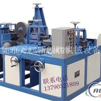 铝方管尼龙轮自动拉丝机