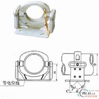 MGGH100 管母線滑動支撐固定金具