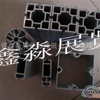 展位方通铝型材 展览方柱 4080