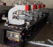 品牌塑钢焊接机,四位焊接机