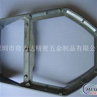 深圳压铸LED灯框锌铝合金压铸件