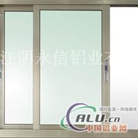 供应A80推拉窗型材