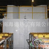 電熱臺車式型芯烘干爐