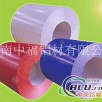 聚酯辊涂彩色铝卷铝卷规格型号